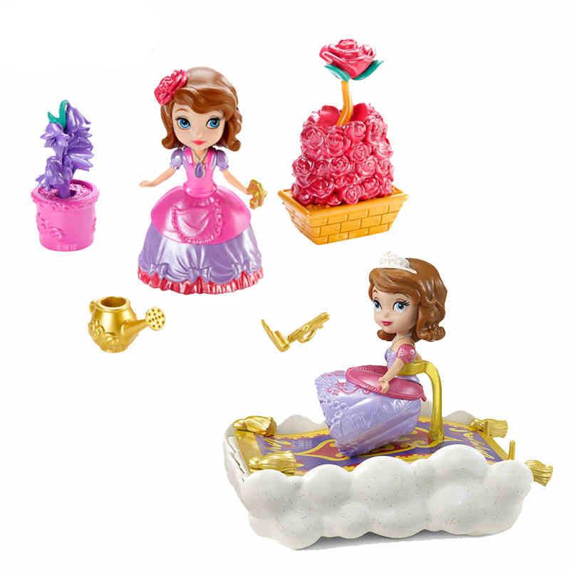 小公主苏菲亚之欢乐生活娃娃女孩玩具礼物
