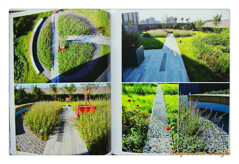 发货】屋顶花园植物设计手册 中文版景观植物 指导手册 景观设计书籍