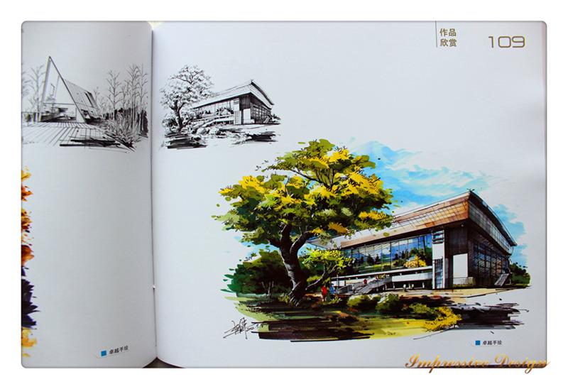 【商城原版当天发货】卓越手绘:30天必会 景观/建筑/手绘 手绘快速