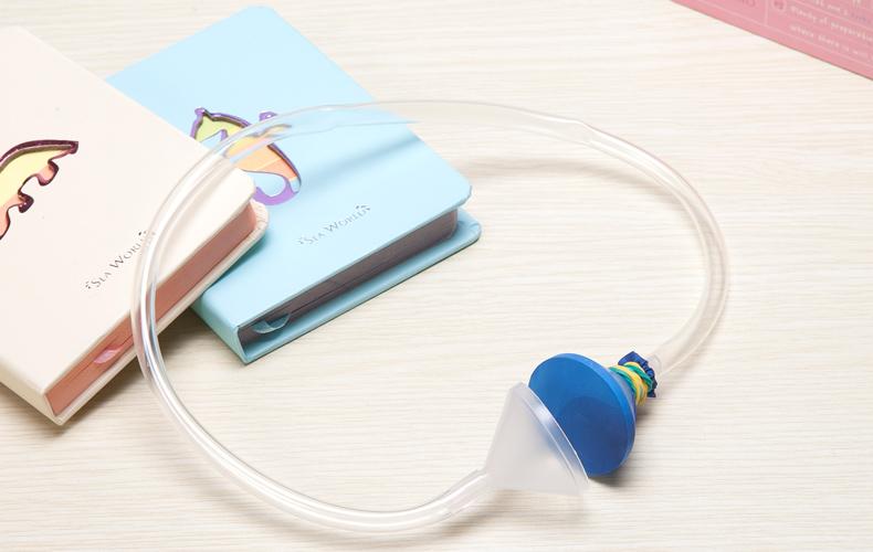 儿童玩具自制听诊器 科技小制作幼儿园科学实验diy玩具小发明创意