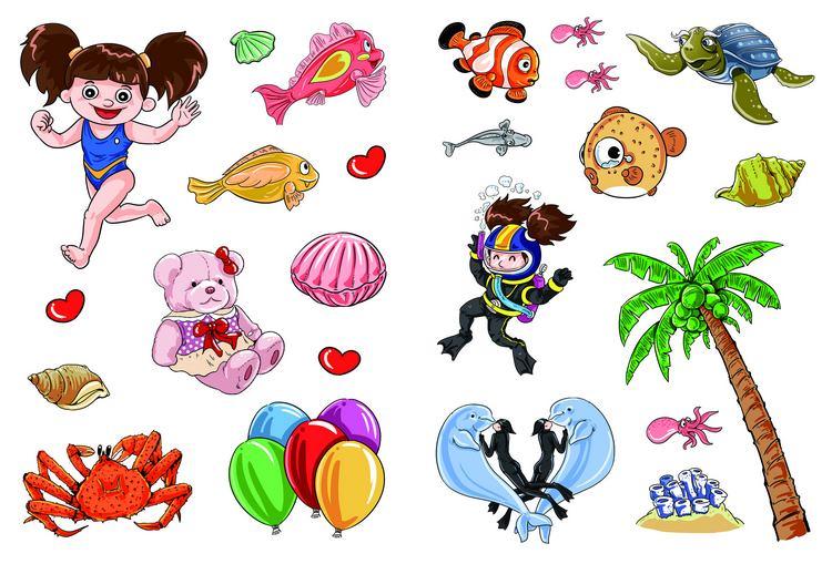 动漫 卡通 漫画 设计 矢量 矢量图 素材 头像 750_509