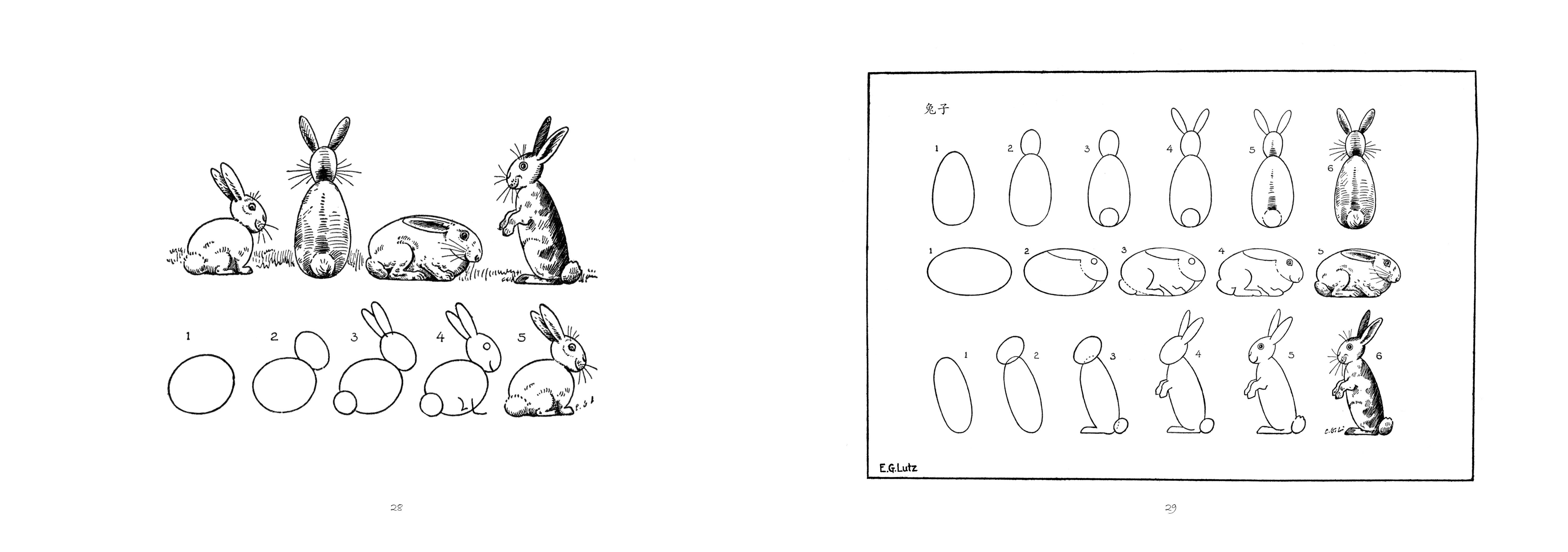 百年经典绘画教程:让画画变得简单